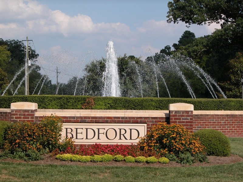 homes for sale in bedford neighborhood, Bedford at Falls River Neighborhood