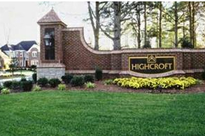 highcroft neighborhood cary nc